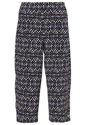 S.Oliver Trousers Navy Blue