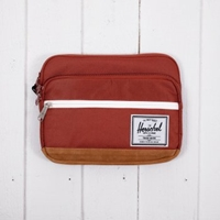 Herschel Supply Co Pop Quiz Ipad Sleeve Rust Herschel Supply Co Bags At Denim Geek