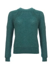 Garcia Boxy Jumper Green