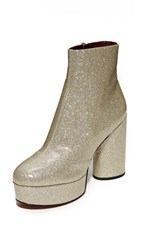 Marc Jacobs Amber Platform Boots Diamond