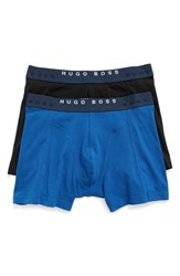Boss Men's 'Cyclist' Stretch Cotton Trunks