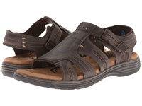 Nunn Bush Ritter Brown Crazy Horse Men's Sandals