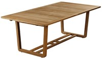 Barlow Tyrie Avon Rectangular Extending Dining Table