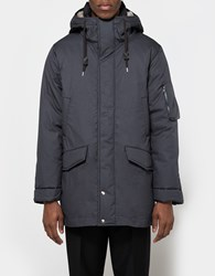 Nanamica Down Coat Charcoal