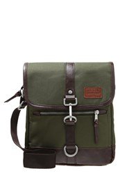 Guess Across Body Bag Olive