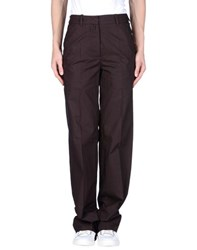 Sofie D'hoore Trousers Casual Trousers Women Cocoa