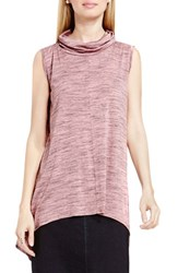 Vince Camuto Women's Two By Space Dye Cowl Neck Tunic