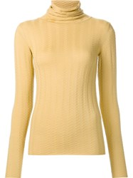 Creatures Of The Wind 'Kivi' Pullover Yellow And Orange