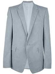 Carol Christian Poell Structured Blazer Grey