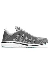 Athletic Propulsion Labs Techloom Pro Mesh Sneakers Silver