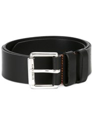 Paul Smith Ps By Classic Belt Black