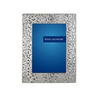 Royal Selangor Mirage Honeycomb Photo Frame 5'X7