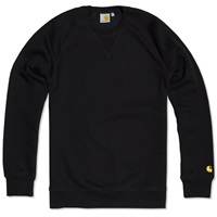 Carhartt Chase Sweat Black