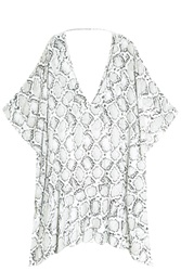 Vix Swimwear Serpent Kaftan Animal