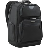 Briggs And Riley 15.6' Laptop And Ipad Backpack Black