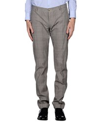 Etro Trousers Casual Trousers Men Grey