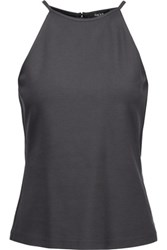Raoul Stretch Jersey Tank Anthracite
