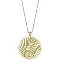 Theo Fennell Large Palm Diamond Pendant Female