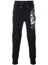 Philipp Plein 'Ciquala' Track Pants Black