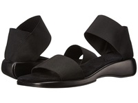 Vivanz Bianca Black Women's Sandals