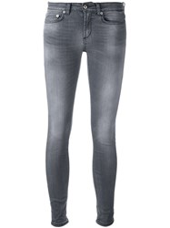 Dondup 'Historical Island' Jeans Grey