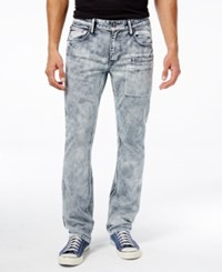 Inc International Concepts Men's Welling Slim Fit Light Wash Jeans Only At Macy's