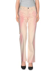 Versace Jeans Couture Trousers Casual Trousers Women Ivory