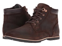 Woolrich Beebe Java Leather Women's Shoes Brown
