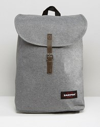 Eastpak Ciera Backpack In Grey Sunday Grey