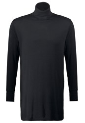 Boom Bap Evasive Long Sleeved Top Black