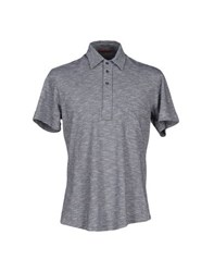 Barena Topwear Polo Shirts Men Dark Blue