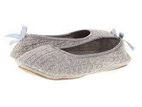 Patricia Green Cassie Grey Women's Slippers Gray