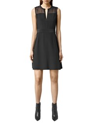 Allsaints Thorn Dress Black
