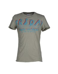 Rare Ra Re Topwear T Shirts Men Grey
