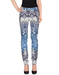 Gold Sign Goldsign Trousers Casual Trousers Women Slate Blue
