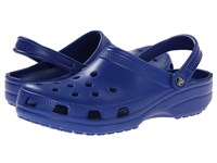 Crocs Classic Cayman Unisex Cerulean Blue Clog Shoes