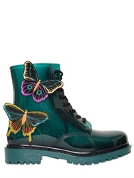 Ginny Butterfly Lace Up Boots
