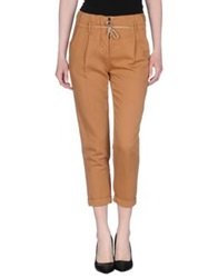 Tela Casual Pants Brown