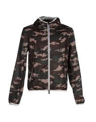 40Weft Coats And Jackets Jackets Men Cocoa