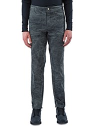 Abasi Rosborough Arc Straight Leg Denim Jeans Black