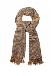 Max Mara Svago Scarf Brown Multi