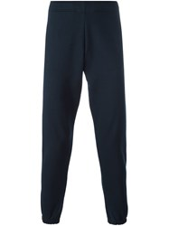 Carhartt 'Chase' Track Pants Blue