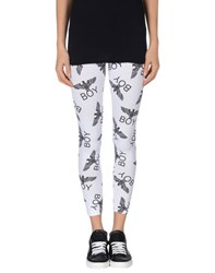 Boy London Trousers Leggings Women White