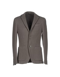 Gran Sasso Suits And Jackets Blazers Men Military Green