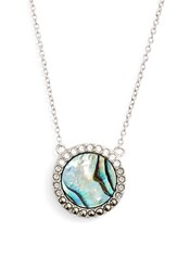 Women's Judith Jack Abalone Pendant Necklace