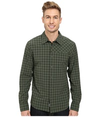 Outdoor Research Astroman L S Shirt Evergreen Men's Clothing