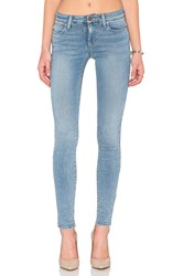 Joe's Jeans Cheri Hello The Icon Skinny Medium Dark Blue