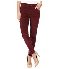 Joe's Jeans Wasteland Ankle In Garnet Garnet Women's Red