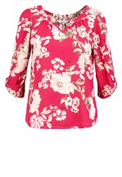 Dorothy Perkins Blouse Pink Red