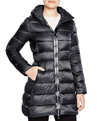 Add Down Quilted Down Coat Anthracite
